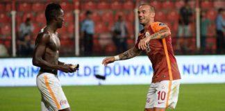 Riekerink'ten Bruma ve Sneijder açıklaması