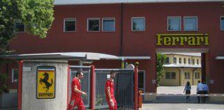 Ferrari solunum cihazları üretmeye hazır