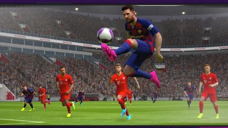 eFootball PES 2020 (Pro Evolution Soccer)
