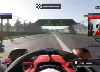 Formula 1 Sanal Grand Prix: Leclerc çıktığı ilk yarışın galibi oldu!