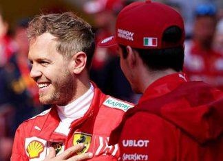 Sebastian Vettel'den Ferrari'ye ret!