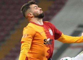 Galatasaray'da Ömer Bayram kart cezalısı