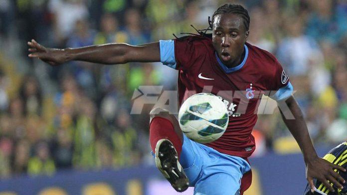 Eski Trabzonsporlu Sol Bamba'ya lenf kanseri teşhisi