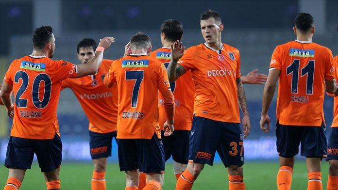 Başakşehir kupada tur peşinde