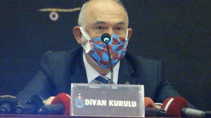 Trabzonspor Divan Kurulu Başkanı Ali Sürmen, yeniden aday oldu