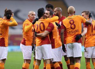 Galatasaray'dan güçlü geri dönüş