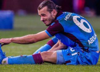 Trabzonspor'a kötü haber! Abdulkadir Parmak'ın oynaması zor