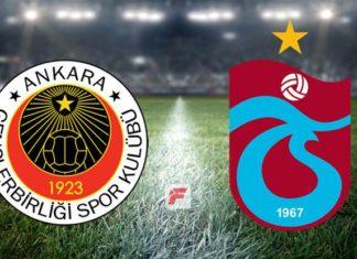 Gençlerbirliği – Trabzonspor maçı hangi kanalda, saat kaçta?