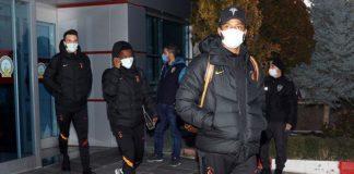 Galatasaray Malatya'da