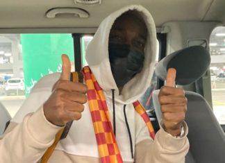 Henry Onyekuru: Galatasaray'a döndüğüm için çok mutluyum