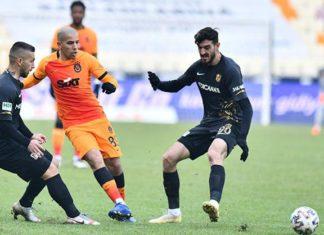 ÖZET | Yeni Malatyaspor – Galatasaray maç sonucu: 0-1