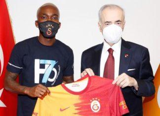 Son dakika   Henry Onyekuru yeniden Galatasaray'da