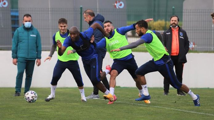 Trabzonspor'da şimdi rota Süper Kupa