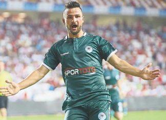 Ömer Ali Şahiner Başakşehir'e transfer oldu