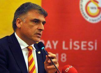 Ali Fatinoğlu'ndan Galatasaray camiasına çağrı