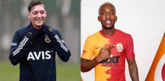 Mesut Özil'e karşı Henry Onyekuru!