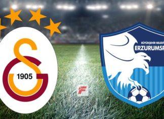 Galatasaray – Erzurumspor maçı ne zaman, saat kaçta, hangi kanalda? (Muhtemel 11'ler)