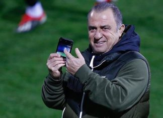 Galatasaray Teknik Direktörü Fatih Terim'i dolandırmaya çalıştılar!