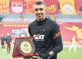 Galatasaray'da Muslera gelişmesi!