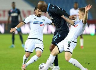 Hafta içi fikstüründe Trabzonspor lider