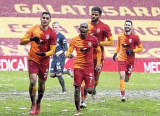 Galatasaray'ın gençlik ateşi!