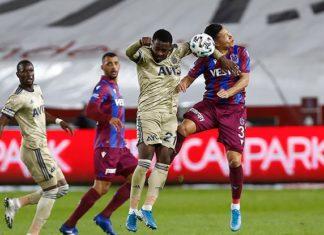 Bakesatas'ın pozisyonuna diğer maçlarda penaltı çalındı