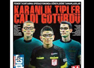 Trabzon yerel basınından Cüneyt Çakır isyanı
