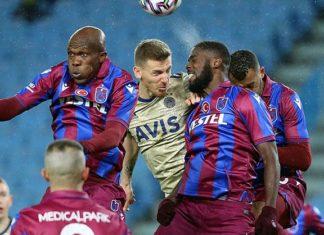 Trabzonspor'dan Fenerbahçe maçı sonrasında penaltı isyanı!