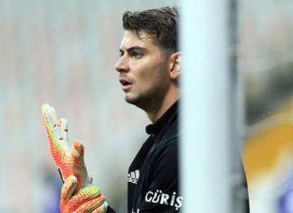Utku Yukavuran Süper Lig'de 15 maç sonra kalede