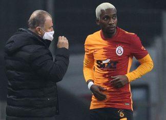 Galatasaray'da Fatih Terim'den Onyekuru'ya son şans!