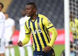 Fenerbahçeli futbolculardan Samatta'ya büyük destek
