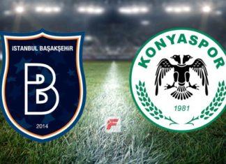 Başakşehir – Konyaspor canlı