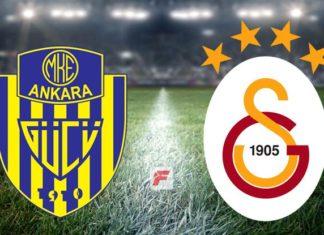 Ankaragücü – Galatasaray maçı (CANLI)
