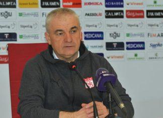 Rıza Çalımbay: Hedefimiz Galatasaray maçında da puan almak