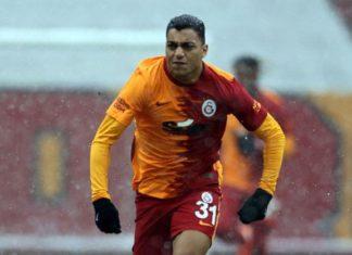 Galatasaray'da Mostafa Mohamed şoku! Kırmızı Kart…