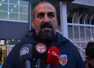 Mustafa Tokgöz: Sahada inanmış bir takım vardı