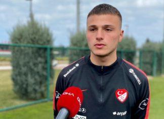 Taha Cevahiroğlu: Trabzonspor'un öz evladı olarak forma savaşına hazırım