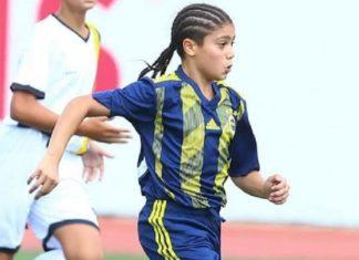 Fenerbahçe'nin genç yıldız adayı Aziz Eren Balaban Avrupa'nın radarında