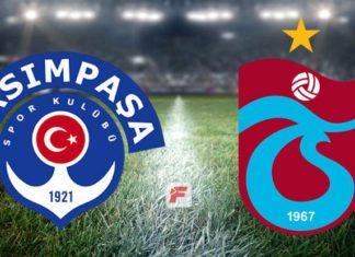 Kasımpaşa-Trabzonspor maçı ne zaman, saat kaçta, hangi kanalda? (İLK 11'LER)
