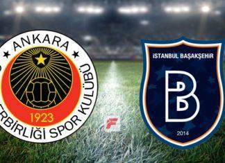 Gençlerbirliği – Başakşehir maçı hangi kanalda, saat kaçta?