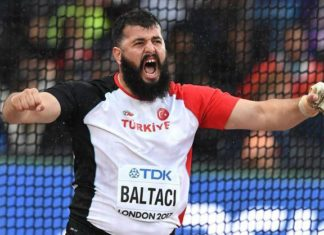 Milli çekiççi Özkan Baltacı, ilk kez katılacağı olimpiyatlarda madalya hedefliyor