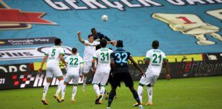 ÖZET   Trabzonspor – Alanyaspor maç sonucu: 1-3