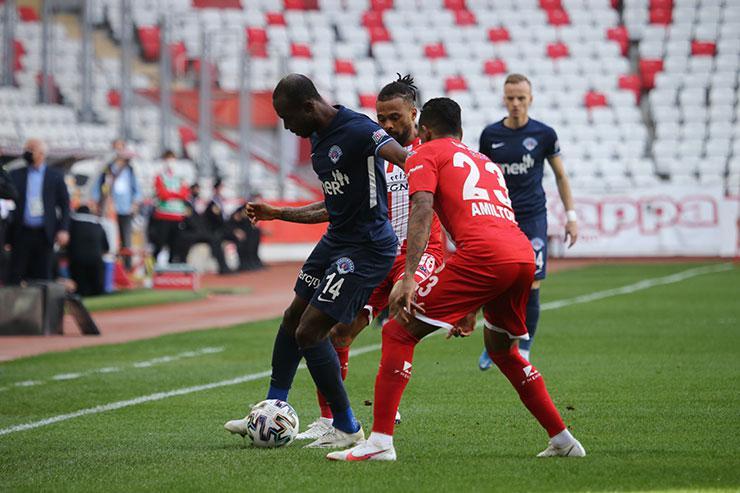 ÖZET   Antalyaspor-Kasımpaşa maç sonucu: 1-1
