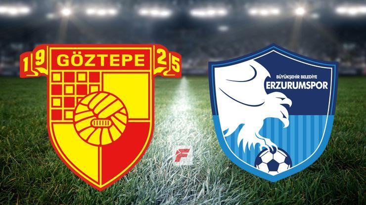 Göztepe – Erzurumspor maçı (CANLI)