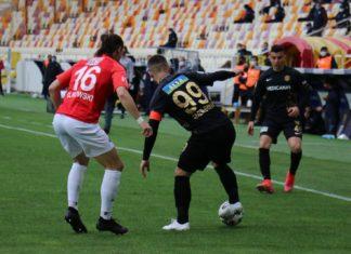 Yeni Malatyaspor 10 maçtır 3 puana hasret