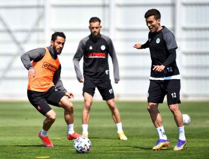 Konyaspor'da 4 oyuncunun tedavisi sürüyor
