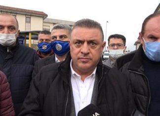 Çaykur Rizespor Başkanı Hasan Kartal: Hakem maçı katletti