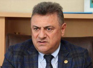 Hasan Kartal'dan hakem Ümit Öztürk'e tepki