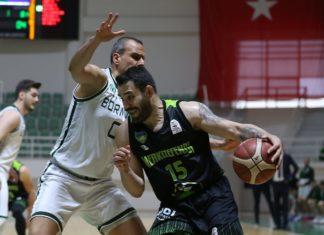 Denizli Basket'in konuğu Kocaeli