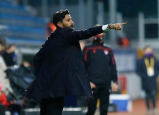 Kasımpaşa'da Şenol Çan, ilk maçına Beşiktaş karşısında çıktı